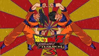 Fusion Compilation Dragon Ball Tenkaichi 3 【HD】
