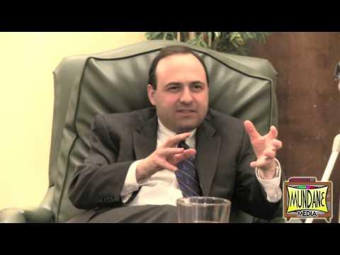 A Deranged Discussion: The Weirdest Tom Woods Interview Ever