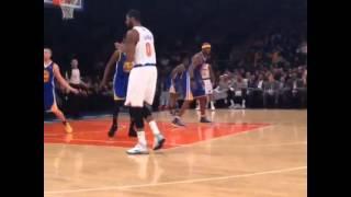 AnnaSophia Robb - Basketball game Knicks Game (28th Februrary 2014)