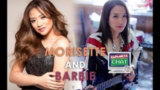 Kapamilya Chat with Morisette Amon and Barbie Almalbis for Himig Handog