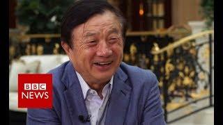 Huawei founder: