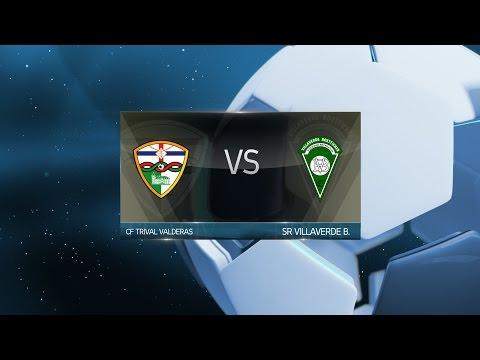 CF Trival Valderas - SR Villaverde Boetticher