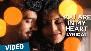 You Are In My Heart Song with Lyrics | Zero | Ashwin | Sshivada | Nivas K Prasanna | Shiv Mohaa