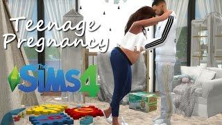 Teenage Pregnancy l episode 8 l A Sims 4 Series