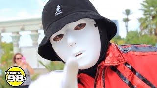 New Jabbawockeez 2017 - Performing At The Luxor In Las Vegas - Best Dance The Of The World 2017