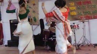 Dhum poreche rong legeche Boishakhi mela | ধুম পড়েছে রঙ লেগেছে বৈশাখী মেলায়-BUBT Bangladeshi Dance
