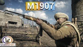 Battlefield 1 M1907 del Médico, Semi y Full Auto  Guía y Detalles