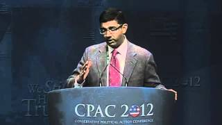 CPAC 2012: Dinesh D'Souza