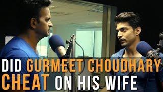 Gurmeet Choudhary's wife Debina knew he was kissing someone else! (Part 1)