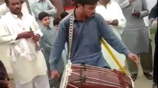 Pakistani Dhol on Arminder Gill Yarian