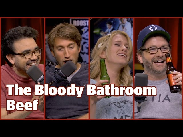 The Bloody Bathroom Beef - RT Podcast #334