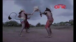 Beer Hanuman Fight With Pasuram in जय जय जय बजरंगबलीJai Bajrangbali full Episode HD-Mohan Studio