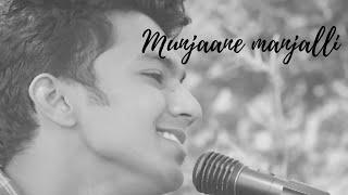 Munjaane Manjalli | Cover by The Ritesh Sanu band