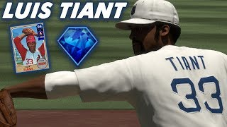 Luis Tiant is Unhittable! Knuckleball Pitcher Tips + Tutorial! MLB The Show 17 Diamond Dynasty