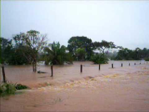 Rio Bambú Santa Luzia D Oeste Rondônia