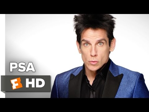 Zoolander 2 The More You Know Derek Zoolander on Education Stay in School 2016 HD