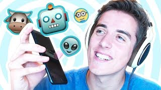 TRYING A VOICE CHANGER!!