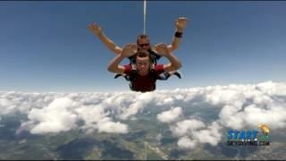 Start Skydiving.com Kaven Brown