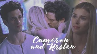 ► cameron and kirsten || I care about you◄ [3x08]