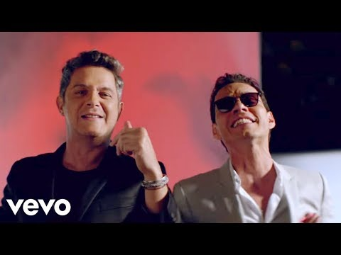 Alejandro Sanz - Deja Que Te Bese ft. Marc Anthony