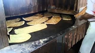 IRAN 2014 Barbari bread (origin Azerbaidjan)