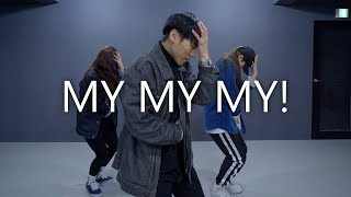 Troye Sivan - My My My! | RAGI choreography | Prepix Dance Studio