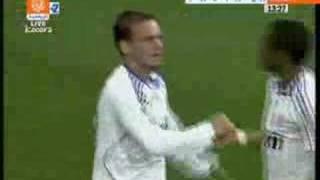 R. madrid 1-0 murcia هدف شنايدر في مرمى ريال مورسيا