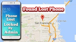 Find Lost Android Phone Location - Delete you data - Lock your phone.