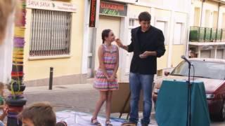 Actuación en La Maraña, Fiestas Hoyo 2016