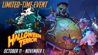[NEW SEASONAL EVENT] Welcome to Overwatch Halloween Terror!