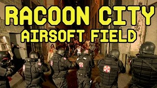 DesertFox Airsoft: Raccoon City Airsoft Field (E&L AK74U Elite Force 1911)