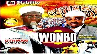 WONBO - Fadeelat Sheikh Uthman Sannu Sheu Al-Mufassirr Al-Adabbiy