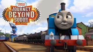 Thomas & Friends: Journey Beyond Sodor Coming Soon! | Journey Beyond Sodor | Thomas & Friends