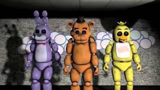 Five  Nights At Freddy's - canción