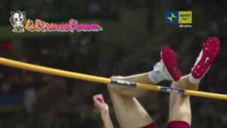 Mondiali Atletica Berlino 2009: Finale salto in alto Uomini - Yaroslav Rybakov 2,32 - 21 agosto