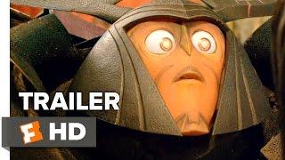 Kubo and the Two Strings TRAILER 1 (2016) - Rooney Mara, Matthew McConaughey Movie HD