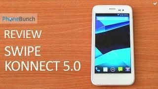Swipe Konnect 5.0 Review