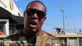 """Master P On Why He Gave Eddie Griffin $1M For 'Foolish' Movie: """"He Put That Work In"""""""