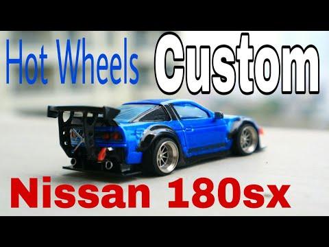 Xxx Mp4 Hot Wheels Custom Nissan 180SX Drift Pandem Rocket Bunny Liberty Walk Body Kit 3gp Sex