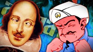 When Akinator Met Shakespeare... (Akinator vs WillBot)