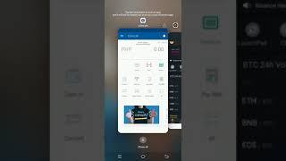 Paano ba mag Send ng Funds from Coins.ph to Binance |  Mobile Version