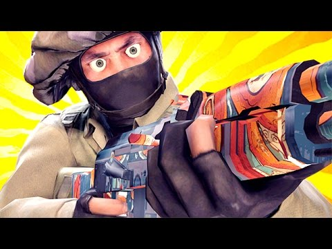 I DON'T HACK CSGO!  Funny Counter Strike Global Offensive Death Match Reactions