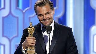 LEO WINS THE OSCAR! - Leo's Red Carpet Rampage