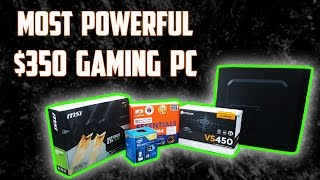 $350 Budget Gaming PC - Time Lapse Build - ft. GTX 1050-i5 4460-/Rs.22000 INR Build