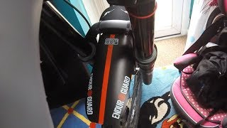 How to fit RRP EnduroGuard Mudguard (Rapid Racer Products) Fork seal protector