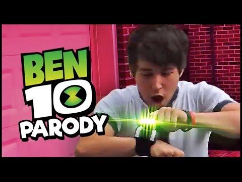 BEN 10 PARODY - XanderFlicks