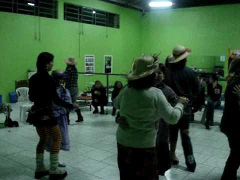 dança da vassoura