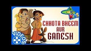 Chhota Bheem aur Ganesh Special Video -GanapathiBappaMoriya