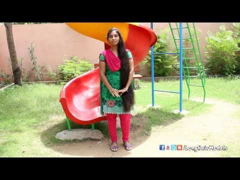 Hair Cares & Styles   Tips in Telugu How to maintain your Long Hairs by Haritha