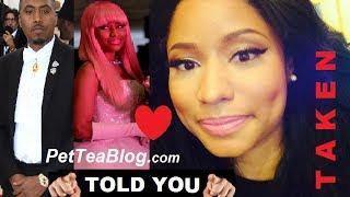 Nicki Minaj CONFIRMS Nas Dating Rumors (He's her BOYFRIEND now) 💑👫❤️🐸☕️ #NasNika